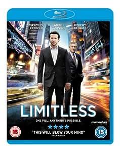 Limitless [Blu-ray] [Reino Unido]