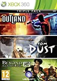 Cheapest Beyond Good And Evil, Outland And From Dust Triple Pack on Xbox 360
