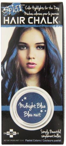 SPLAT Hair Chalk, Midnight Blue