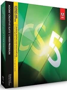 Adobe Creative Suite 5 Web Premium, Student and Teacher Version (Mac)