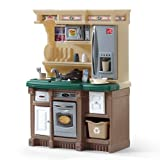 Step2 LifeStyle Custom Kitchen II, Brown/Tan/Green