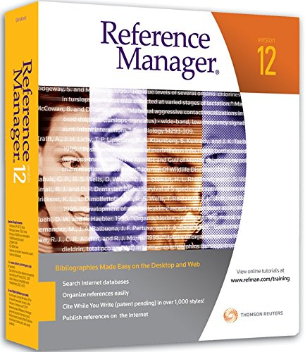the-best-thomson-reuters-reference-manager-12