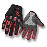 Giro Remedy Junior Children's Cycling Gloves black / red Size:S