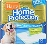 Hartz Home Protection Pads for Dogs, 50 ct.
