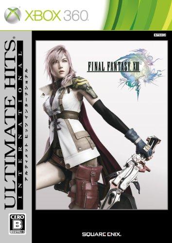 ファイナルファンタジーXIII アルティメットヒッツインターナショナル 特典 ブックレット「FINAL FANTASY XIII - Corridor of Memory - 」付き
