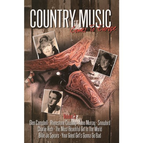 Various Artists - Country Music Comes to Europe Vol. 2 [DVD]
