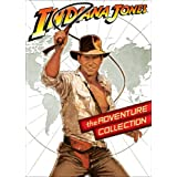 Indiana Jones: The Adventure Collection (Special Editions of Indiana Jones and the Raiders of the Lost Ark  / Indiana Jones and the Temple of Doom / Indiana Jones and the Last Crusade) ~ Harrison Ford