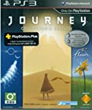 Journey collector's edition asian version ps3