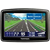 TomTom XL IQ Routes Central Europe Traffic Navigationsgert inkl. TMC (10,9 cm (4,3 Zoll), 19 Lnderkarten, Fahrspurassistent)von &#34;TomTom&#34;