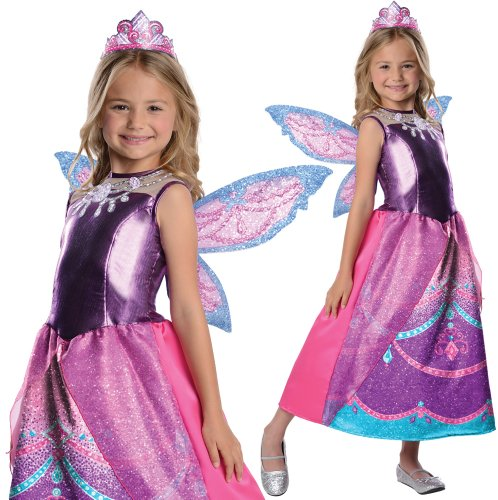 Barbie Fairytopia Mariposa and Her Butterfly Fairy Friends Deluxe Catania Costume
