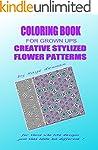 Creative Stylized  Flower Patterns: F...