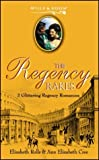 img - for The Regency Rakes by Elizabeth Rolls (2004-01-02) book / textbook / text book
