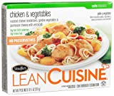 Stouffer's Lean Cuisine Entree Chicken & Vegetables, 10.5-Ounce, 12-Count Boxes