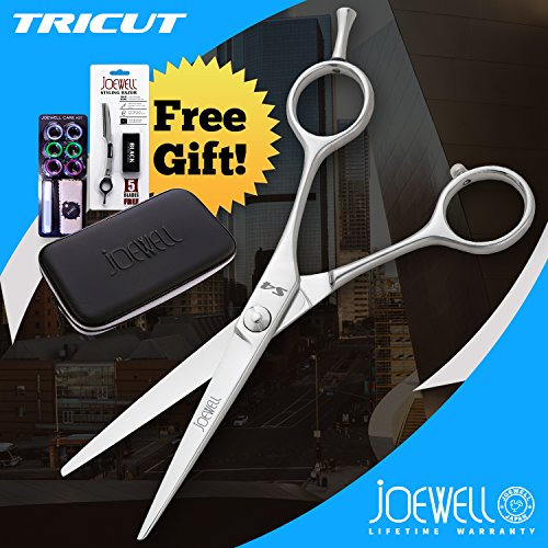"Joewell S4 5.0"" - FREE Case, Razor & Care Kit"
