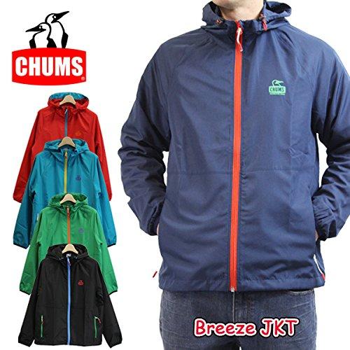 (チャムス)CHUMS Breeze JKT CH04-0641  Red M