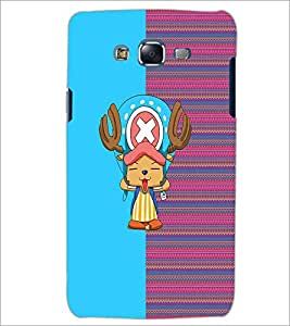 PrintDhaba Cartoon D-3739 Back Case Cover for SAMSUNG GALAXY ON 5 (Multi-Coloured)
