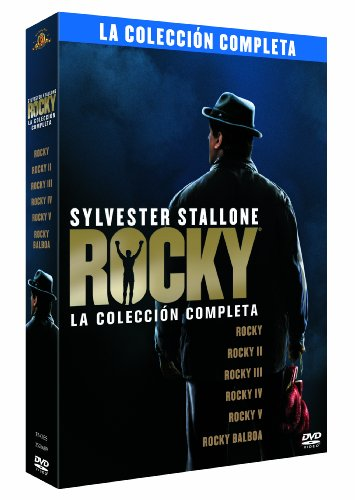 Pack Rocky: La colección completa [DVD]