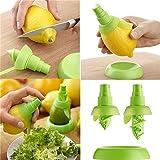 1Set Lemon watermelon Juice Citrus Sprayer Citrus Spray Hand Fruit Juicer Squeezer Reamer Kitchen cooking Tools