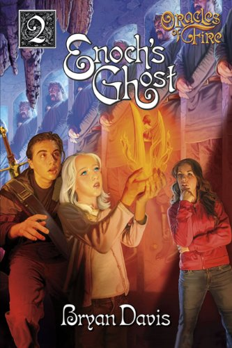 Cover of Enoch's Ghost (Oracles of Fire, Book 2)
