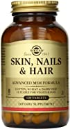 Skin, Nails & Hair, Advanced MSM Form…