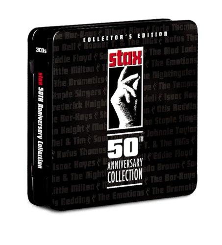 VA – Stax Records 50th Anniversary (2008) [FLAC]