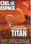 CIEL ET ESPACE [No 263] du 01/11/1991...