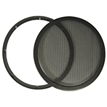 "New 10"" Woofer Speaker Steel Mesh 2 Piece Woofer Grill M10"