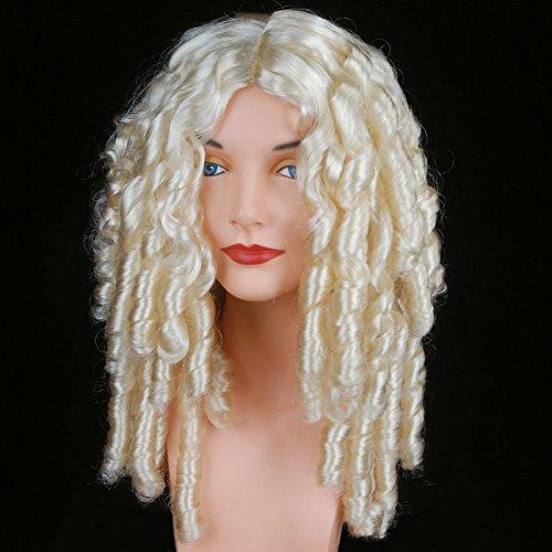 Loftus International Adult Star Power Long Goldilocks Bo Peep Blonde Wig, One Size (Bo Peep Wig)