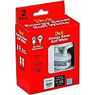 2-Pack Twist CFL Light Bulb-2PK 14W MINI TWIST BULB