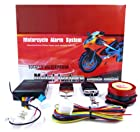Basic Motorcycle Alarm Security System with 2 Remote Controls
