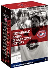 NHL Greatest Games in Montreal
