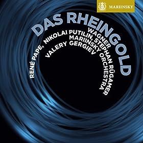 """Das Rheingold, Scene IV: """"Gezahlt hab' ich; nun last mich zieh'n!"""""""