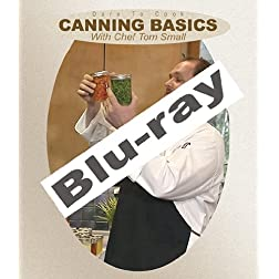 Dare To Cook Canning: Basics [Blu-ray]