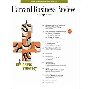 Harvard Business Review, March 2007 | [Daniel Goldstein, Rob Goffee, Gareth Jones, George Parsons, Richard Pascale, Glenn Mangurian]