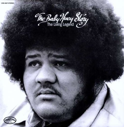 Album Art for Living Legend by Baby Huey