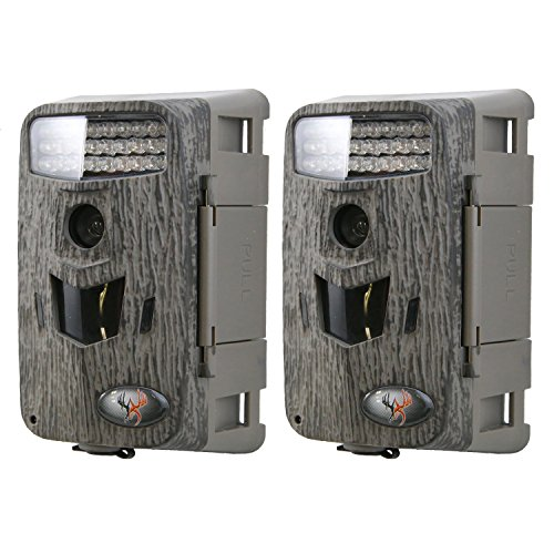 Wildgame Innovations Micro Crush X10 Hunting Trail Camera (Two Pack)