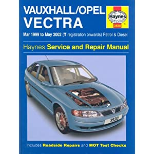 vauxhall vectra workshop manual free download