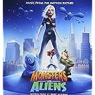Monsters Vs.Aliens