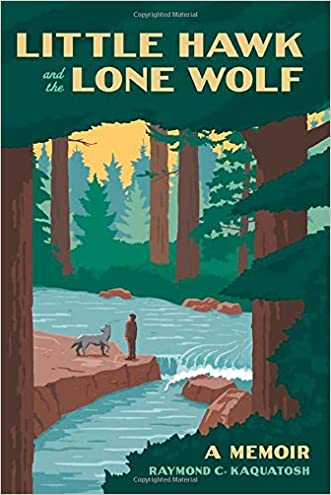 Little Hawk and the Lone Wolf: A Memoir