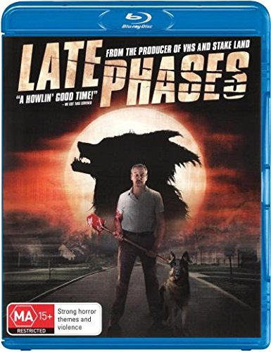 Late Phases Blu-ray