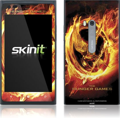 Skinit The Hunger Games Logo Vinyl Skin for Nokia Lumia 900