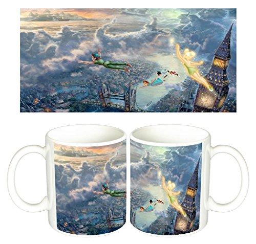 Peter Pan Disney Tazza Mug