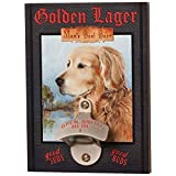 Big Sky Carvers Golden Lager Bottle Opener