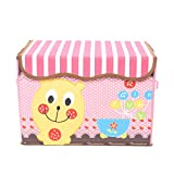 Lion Printed Foldable Storage Box