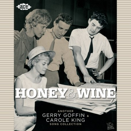 Various Artists - Honey and Wine: Another Gerry Goffin and Carole King Song Collection - Zortam Music