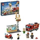LEGO City 60214 Feuerwehreinsatz im Burger-Restaurant - LEGO