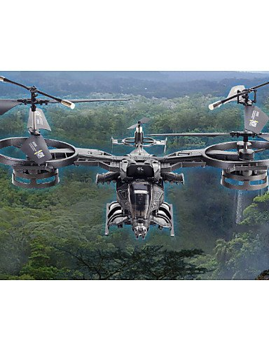 TTFF-YD711-Drohne-groen-avatar-vier-Kanalseiten-fly-24G-Fernbedienung-Flugzeug