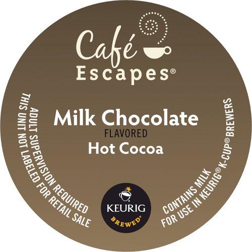 Keurig K Cups Cafe Escapes front-639618