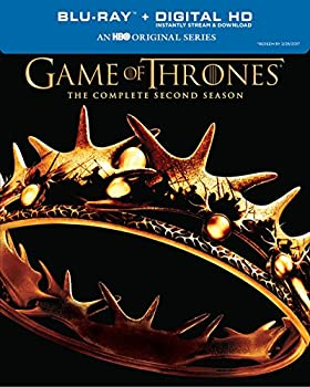 Game of Thrones: Season 2 on Blu-ray