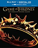 Game of Thrones: Season 2 [Blu-ray + Digital Copy] (Sous-titres français)